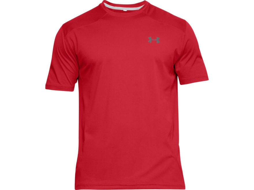 Under Armour Men's UA Sunblock T-Shirt Short Sleeve Polyester