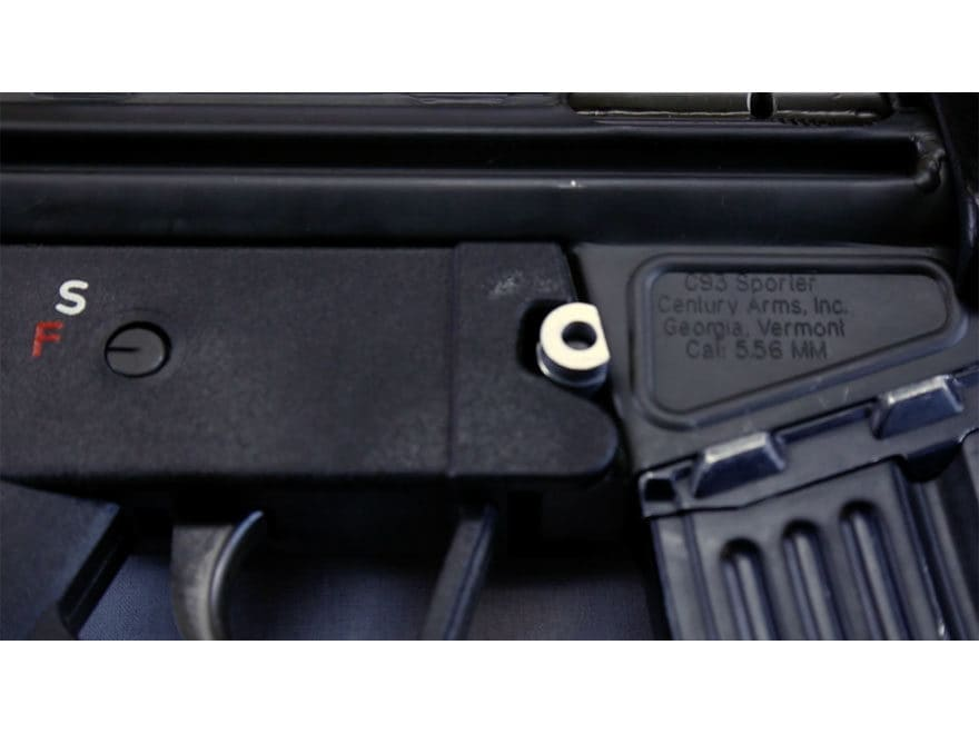 Franklin Armory DFM Fixed Magazine Conversion HK MP5, 91, 93 Steel