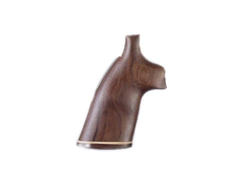 Hogue Fancy Hardwood Grips with Accent Stripe Ruger Security Six