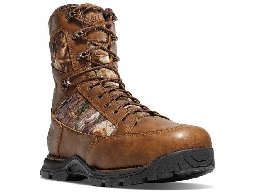 """Danner Pronghorn 8"""" Waterproof GORE-TEX 400 Gram Insulated Hunting Boots Leather/Nylon ..."""