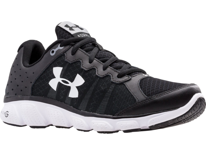 "Under Armour UA Micro G Assert 6 4"" Hiking Shoes Synthetic Men's"