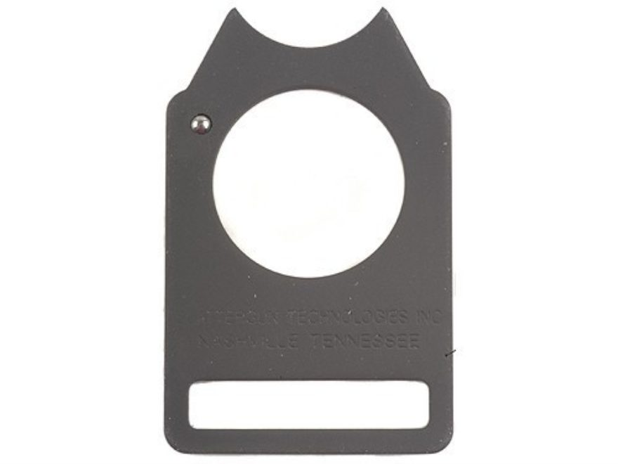 Scattergun Technologies Vertical Sling Mounting Plate Remington 11-87 Parkerized