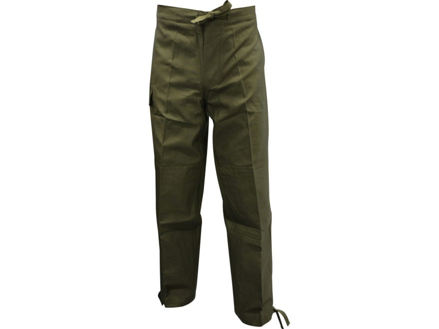 Military Surplus Belgian M88 Field Pants Olive Drab