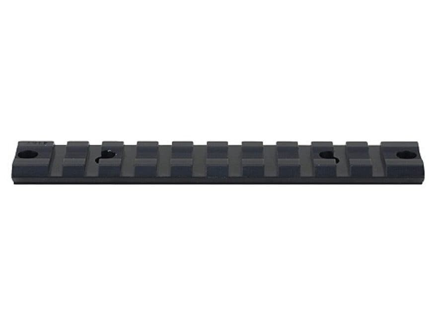 Weaver 1-Piece Multi Slot Tactical Weaver-Style Scope Base for Winchester 1300 Matte