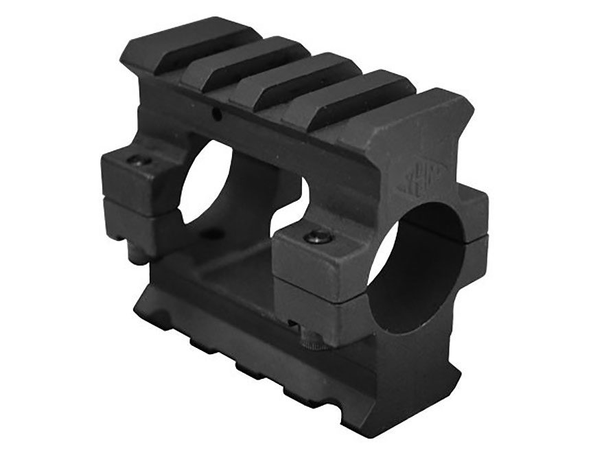 "Yankee Hill Machine Gas Block 2 Picatinny Rail AR-15, LR-308 Standard Barrel .750"" Insi..."