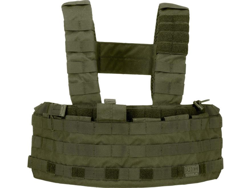 5.11 TacTec MOLLE Tactical Chest Rig Nylon