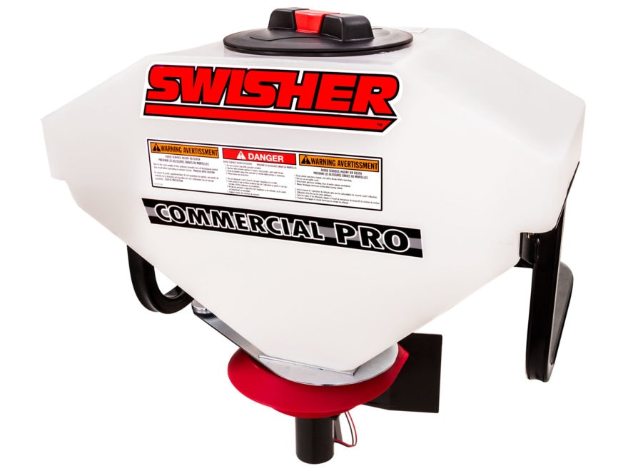 Swisher Commercial Pro ATV Spreader 15 Gallon