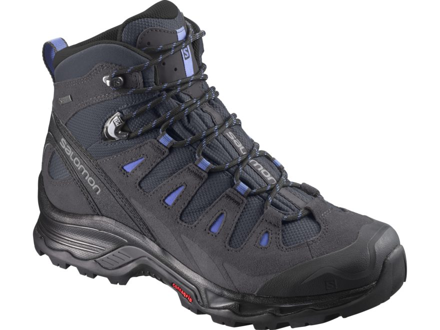 "Salomon Quest Prime GTX 6"" Waterproof GORE-TEX Waterproof Hiking Boots Synthetic Women's"