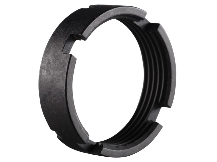 AR-STONER Receiver Extension Buffer Tube Lock Ring AR-15, LR-308 Carbine Steel Matte