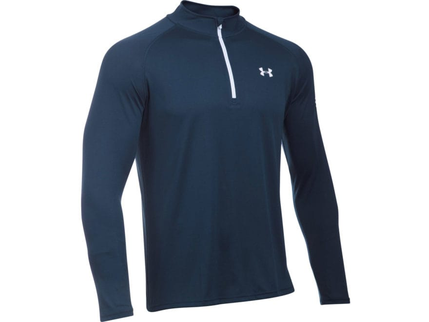 0d71b64a8 Under Armour Men's UA Freedom Tech 1/4 Zip Shirt Long Sleeve Polyester.  Alternate Image; Alternate Image