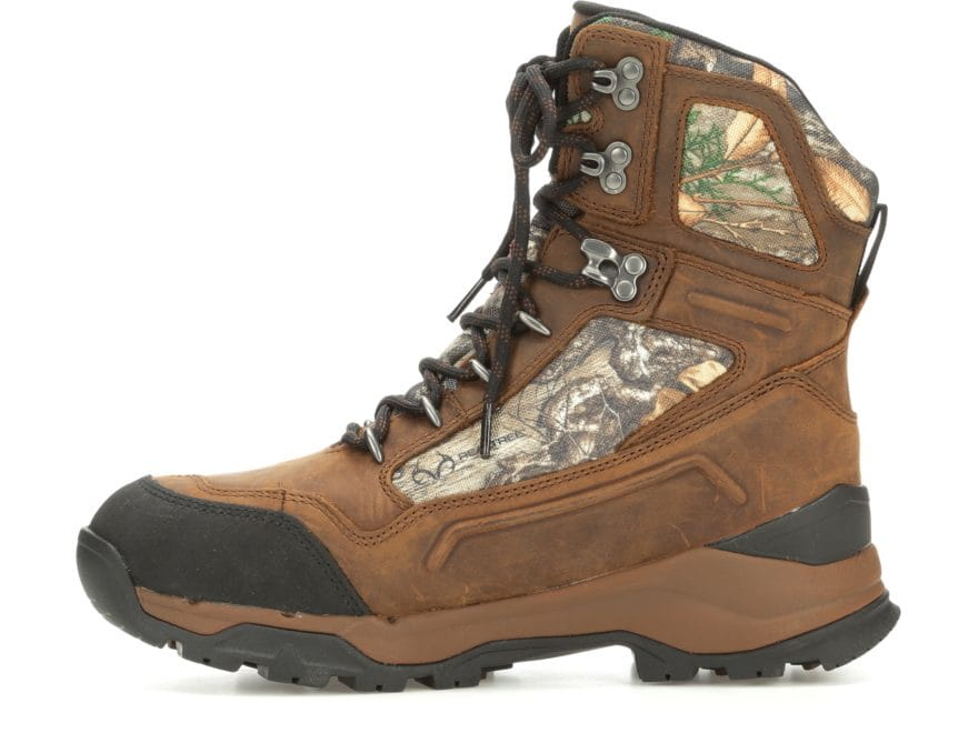 "Muck Summit 10"" Waterproof 800 Gram Insulated Hunting Boots Leather Men's"