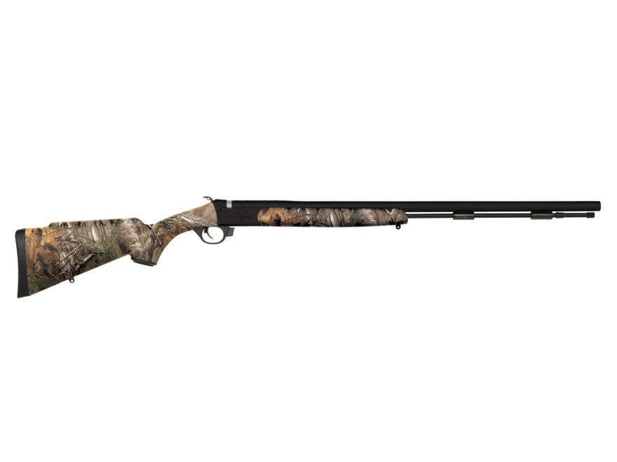 "Traditions Pursuit G4 Ultralight Muzzleloading Rifle 50 Caliber 26"" Fluted Nitride Barr..."