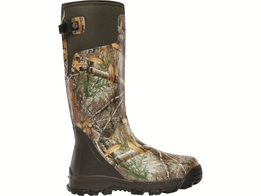 """LaCrosse Alphaburly Pro 18"""" Waterproof 400 Gram Insulated Hunting Boots Rubber Clad Neo..."""