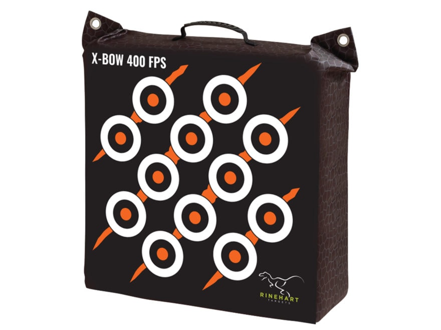 Rinehart X-Bow Bag Archery Target