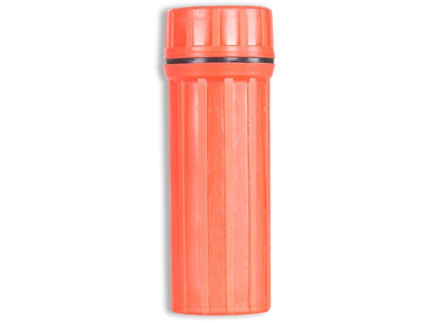 Stansport Weatherproof Match Kit Polymer Orange