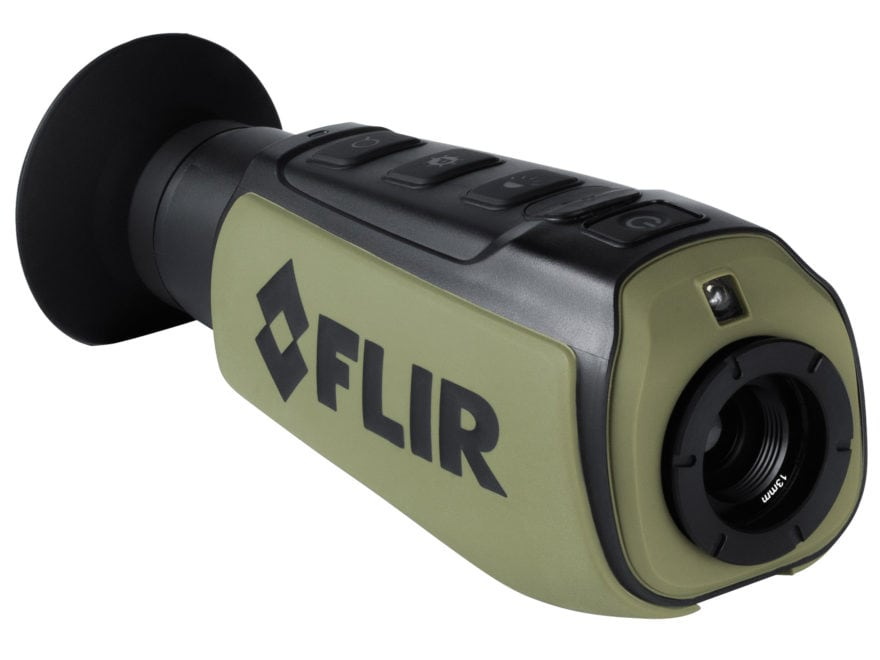 FLIR Scout II-320 Thermal Imaging Monocular