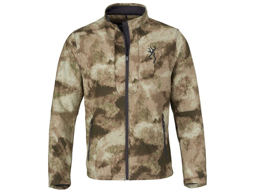 Browning Men's Hell's Canyon Speed Javelin-FM Soft Shell Jacket Polyester