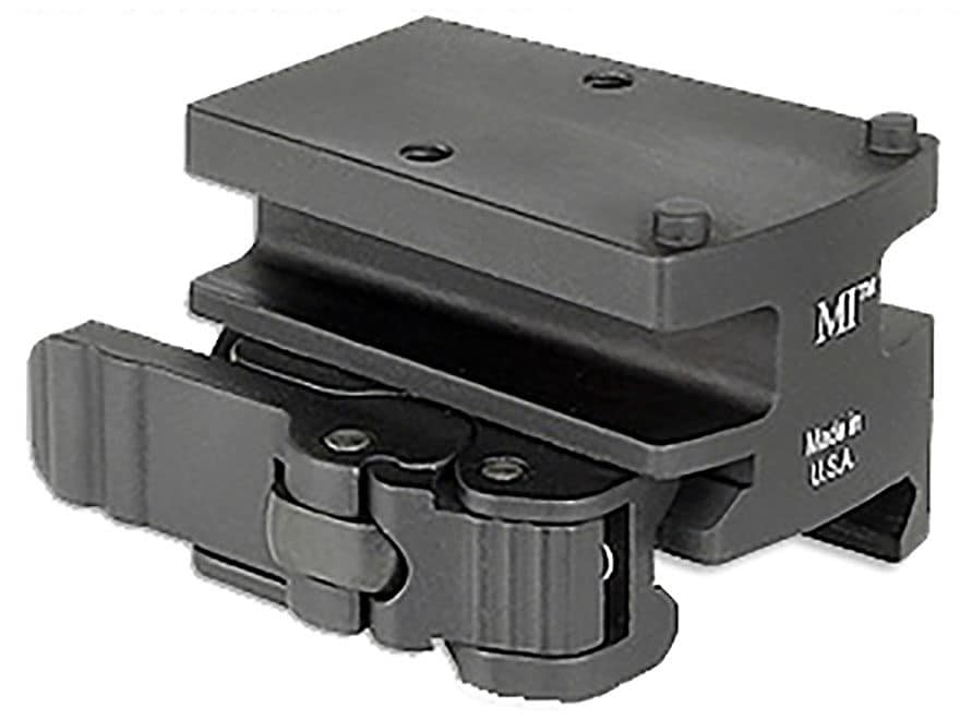 Midwest Industries QD Trijicon RMR Mount Picatinny-Style Matte