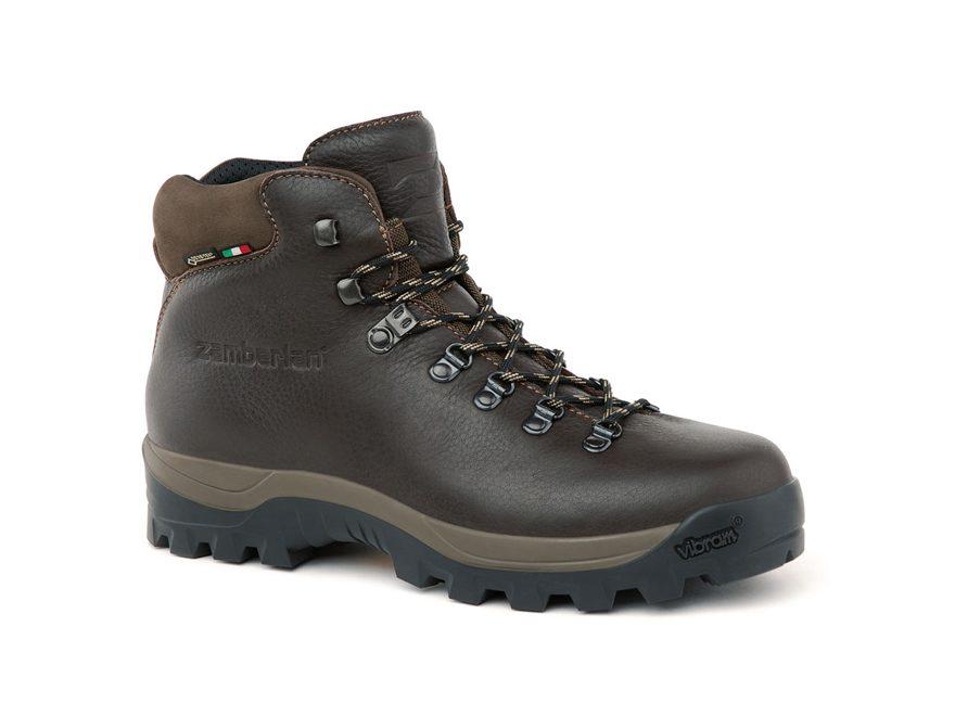 "Zamberlan 5030 Sequoia GTX 5"" Waterproof Work Boots Gore-Tex Full Grain Leather"