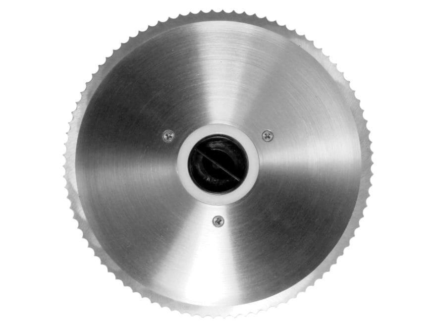 "LEM 7.5"" Electric Meat Slicer Serrated Blade"