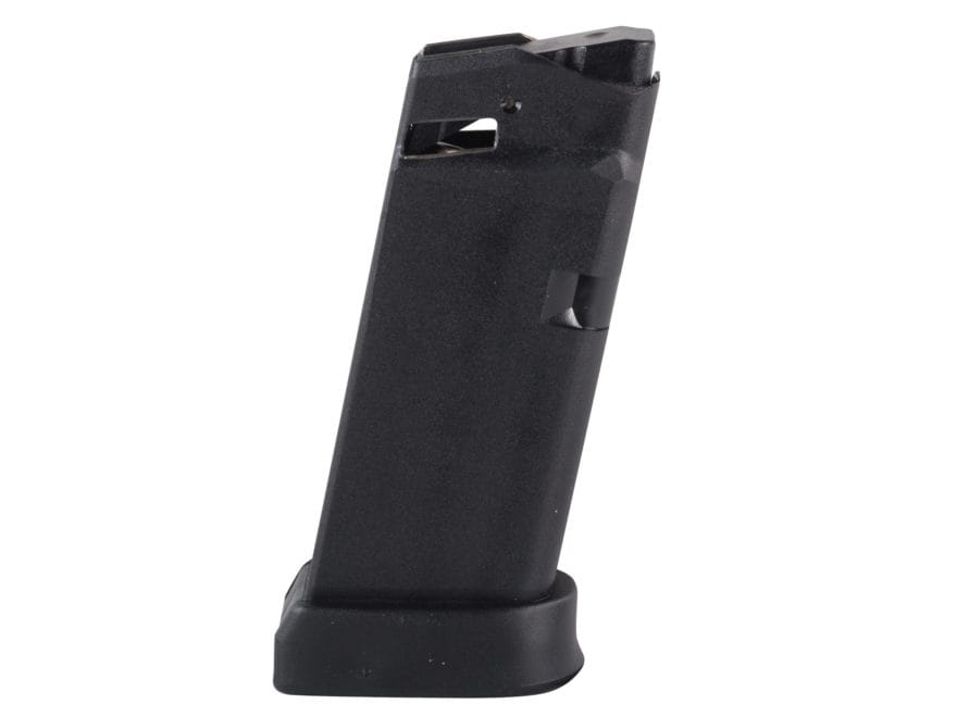 Glock Magazine Glock 36 45 ACP 6-Round Polymer Black