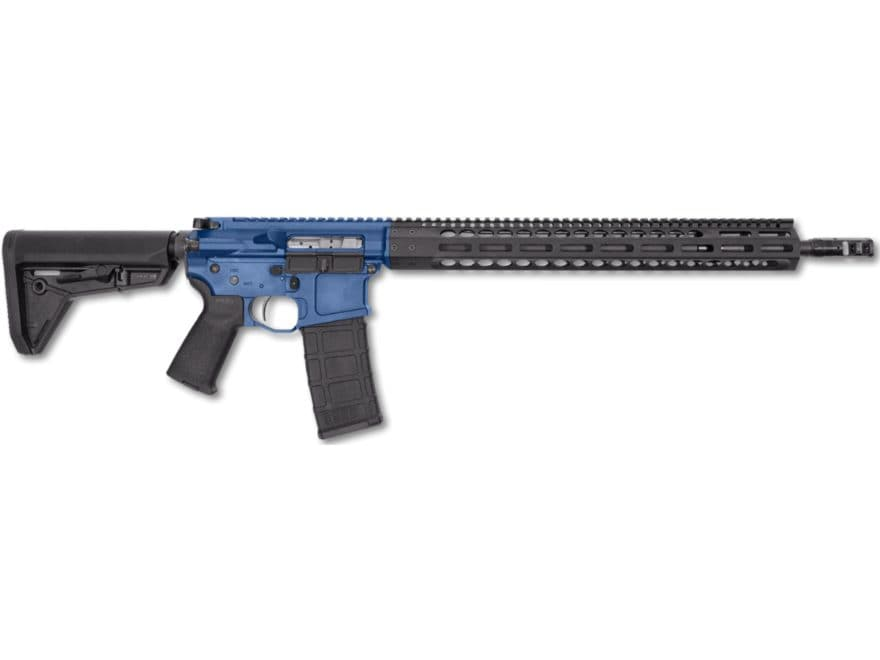"FN FN15 Competition Rifle 5.56x45mm NATO 18"" Barrel 30-Round M-LOK Handguard Blue"