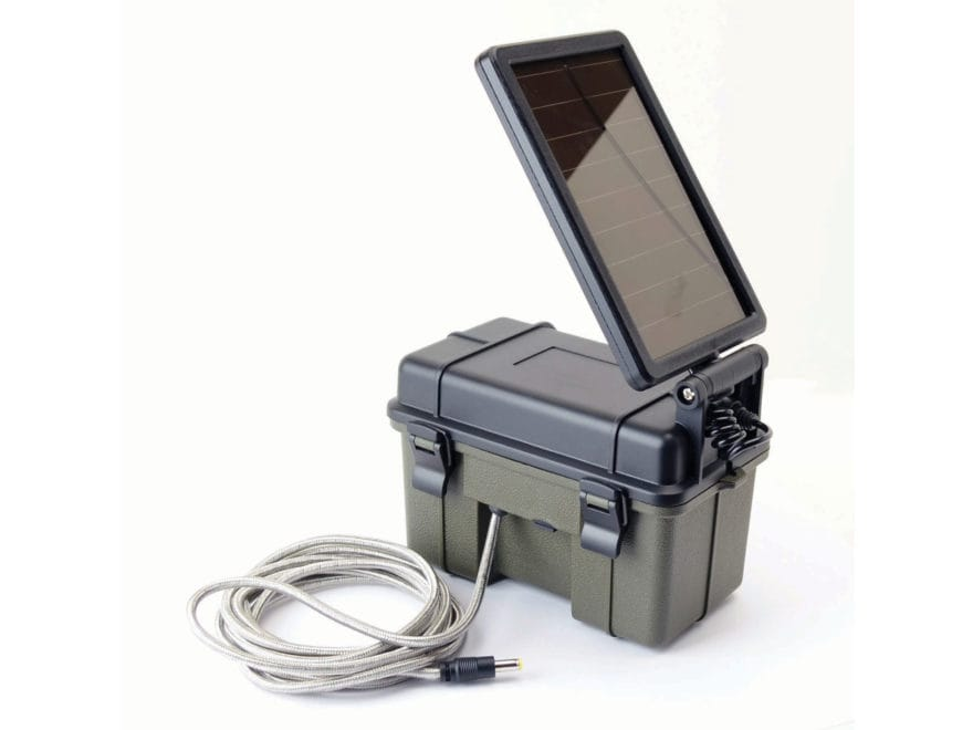 HME Game Camera Solar Power Pack 12 Volt