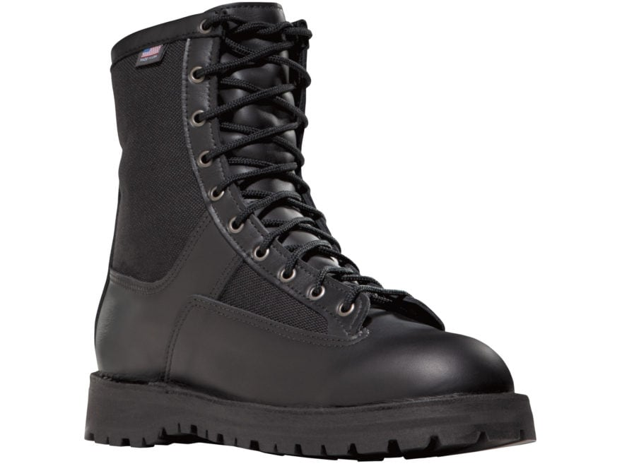 "Danner Acadia 8"" GORE-TEX Tactical Boots Leather and Nylon Black Men's"