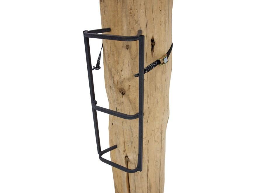 Rivers Edge Grip Rail Treestand Climbing Stick Steel Gray