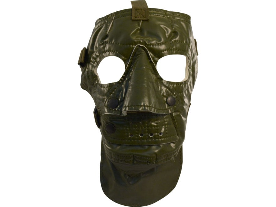 Military Surplus Extreme Cold Weather Face Mask Grade - MPN  91214070 6fe0f0e88f1