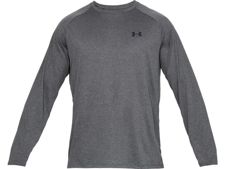 74b76762 Under Armour Men's UA Tech 2.0 Long Sleeve T-Shirt Polyester