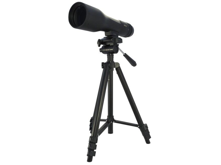 Nikon PROSTAFF 3 Fieldscope Spotting Scope 16-48x 60mm Straight Body with Tripod and So...