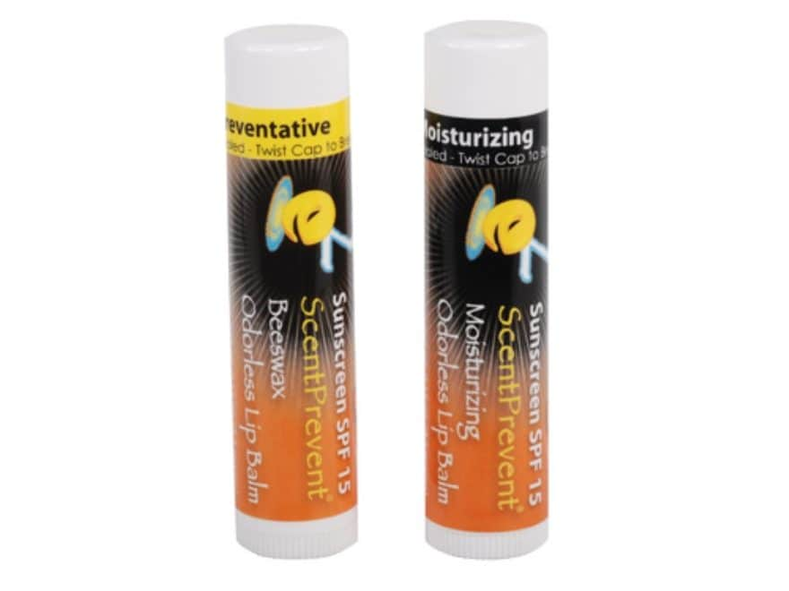 Dead Down Wind Scent Elimination Lip Balm Pack of 2