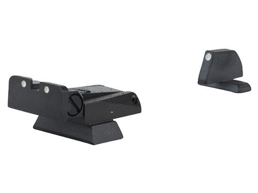 LPA SPR Sight Set HK USP 40 Steel 3-Dot