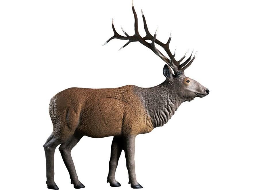 Rinehart Standing Elk 3D Foam  Archery Target