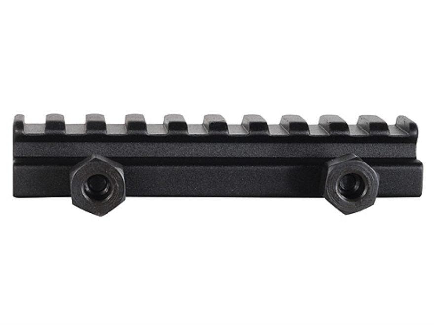 "TRUGLO 1/2"" Picatinny-Style Riser Mount AR-15 Flat-Top Matte"