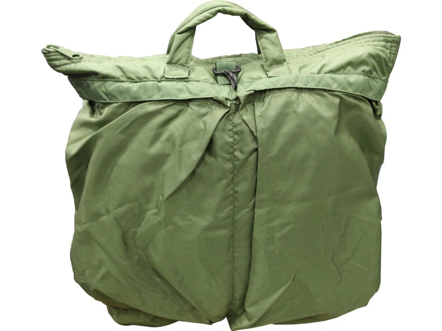 aab15406fc9c Military Surplus Flyer s Helmet Bag Grade 1 - MPN  Helmet Bag (Gr 1)