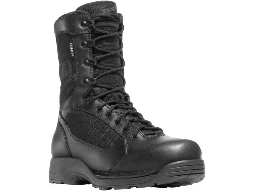 """Danner Striker Torrent 8"""" Side-Zip Waterproof GORE-TEX Tactical Boots Leather Men's"""