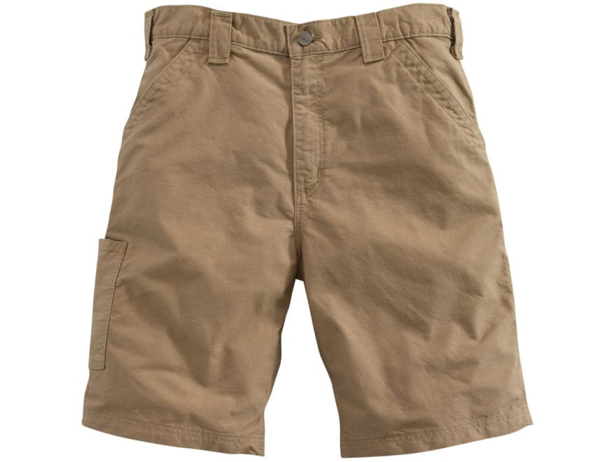 Carhartt Men's Canvas Work Shorts Cotton