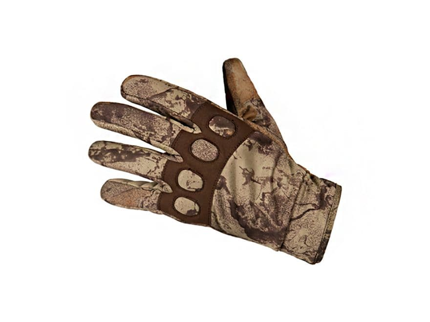 Natural Gear Men's Stealth Hunter Soft Shell Gloves Polyester
