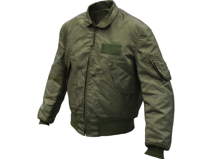 Military Surplus US Flyers Jacket Cold Weather