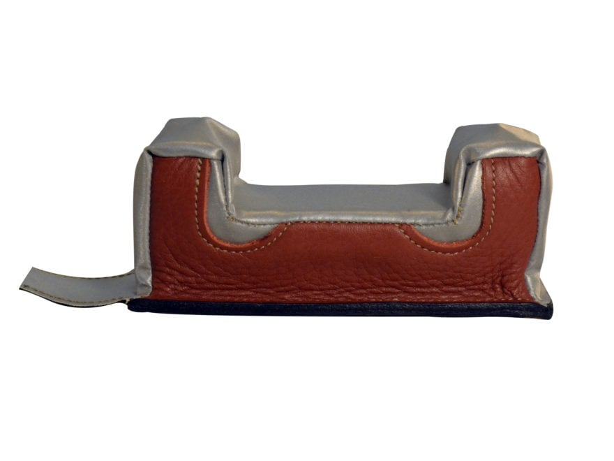 Edgewood Front Shooting Rest Bag Common Varmint Width Slick Material Ear with Hard Rein...