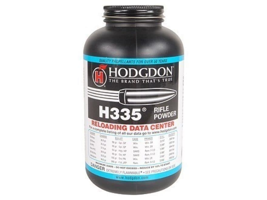 Hodgdon H335 Smokeless Gun Powder