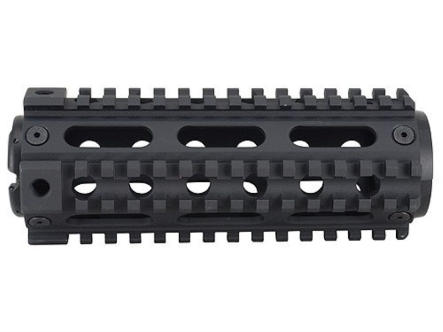 Yankee Hill Machine 2-Piece Handguard Quad Rail AR-15 Carbine Length fits Colt Carbines...
