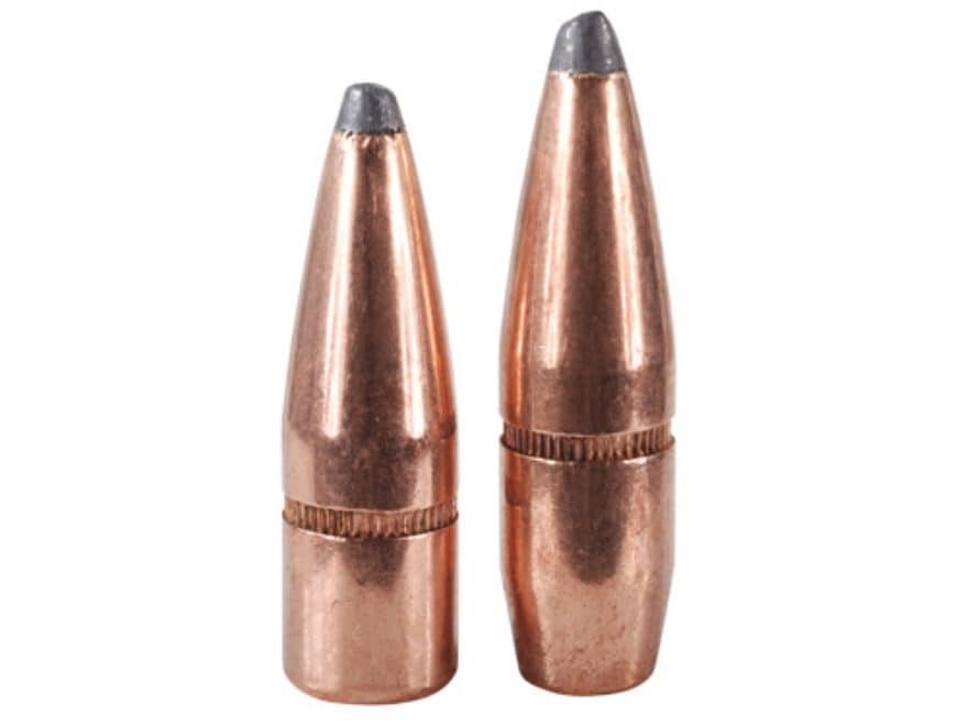 Factory Second Bullets 30 Caliber (308 Diameter) 165 Grain Spire Point Boat Tail Box of...