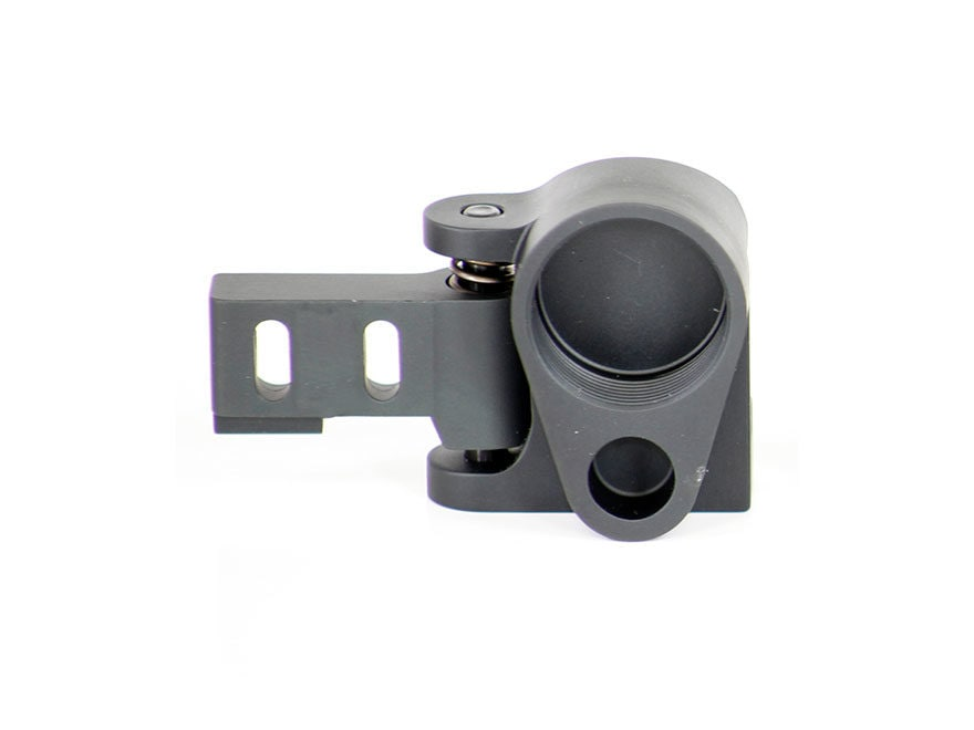 DoubleStar ACE Folding Stock Mechanism with AR-15 Stock Interface for Modular Receiver ...