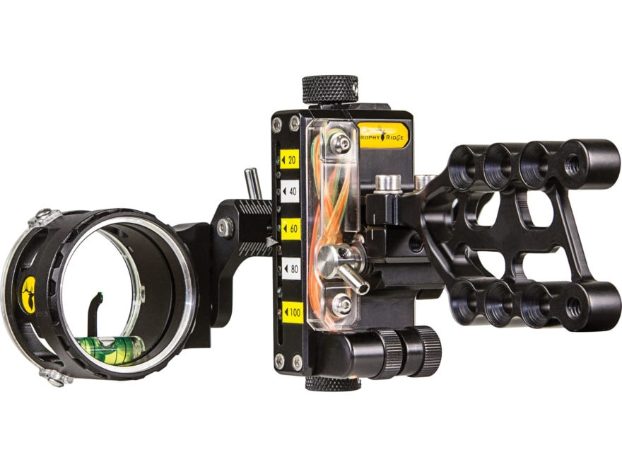 Trophy Ridge React-One Pro 1-Pin Bow Sight with Light