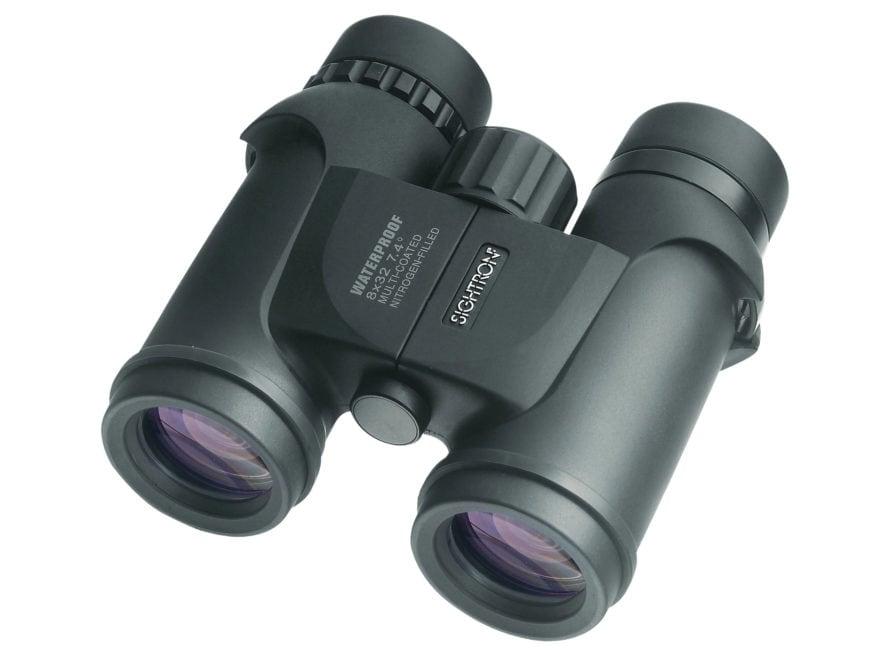 Sightron SI Binocular 32mm Roof Prism Black