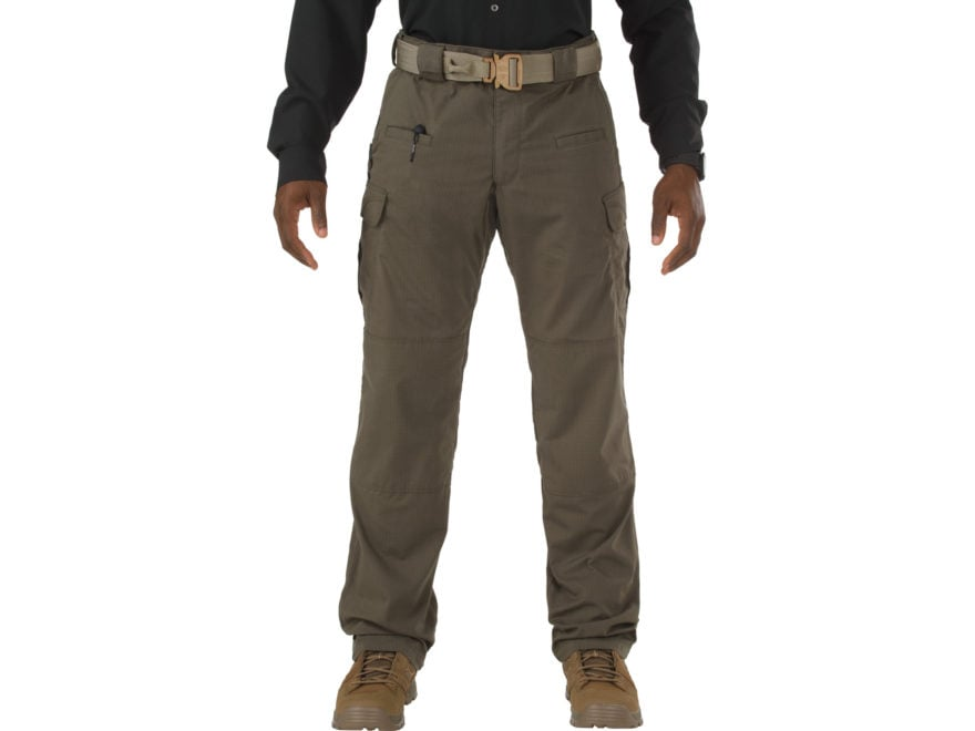 5.11 Men's Stryke Tactical Pants with Flex-Tac Polyester Cotton Blend