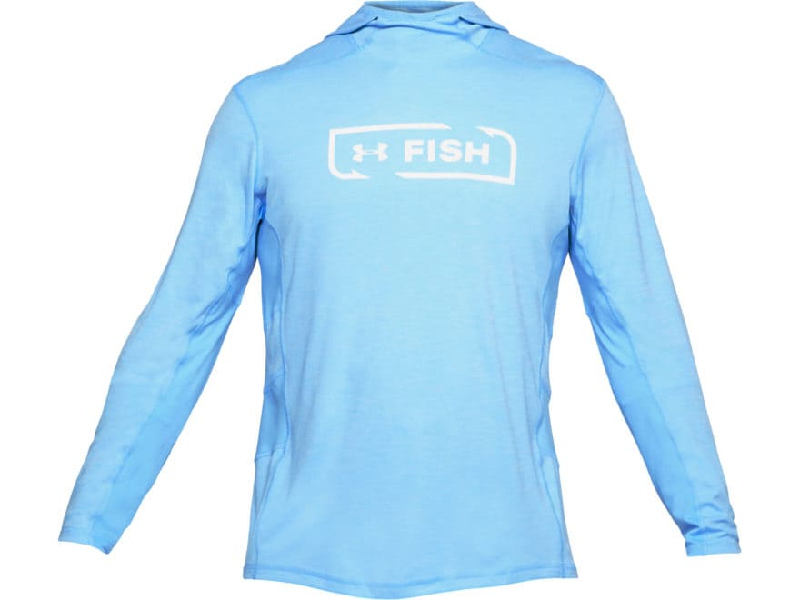 Under Armour Men's UA Fish Hunter Tech Hoodie Polyester